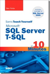 Teach Yourself Microsoft T-SQL