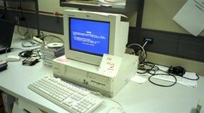 Compaq Deskpro EN with NT4 BSOD