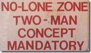 no-lone-zone