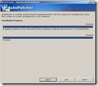 autopatcher - finished