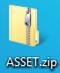 powerpoint 2007 extenstion renamed into zip