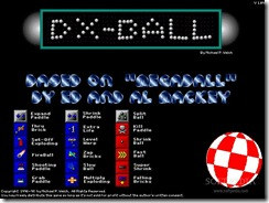 DX-Ball screenshot courtesy of Softpedia