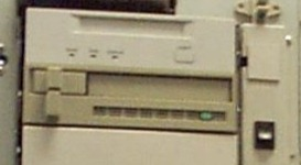 Sony DAT Tape drive and Unisys QIC Tape Drive