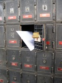 Post Office Box with Myki envelope