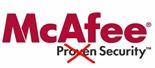 McAfee - Not Proven Security (image courtesy Lifehacker)