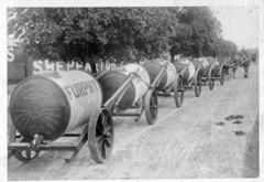 Furphy (Horse Tank Train)