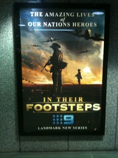 In Their Footsteps