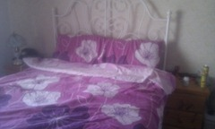 old bed cover 200