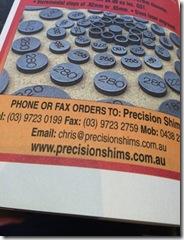 precisionshims