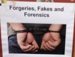 Forgeries Fakes and Forensics