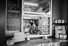 Sexy Coffee at North Denver and Rosa Parks Way in Portland, Oregon - Wikipedia user Visitor7