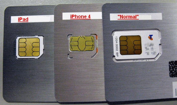 sim card for iphone 4 a tale of three sims iphone 4 amp normal wisefaq 18010