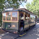 Bendigo Tram No. 21